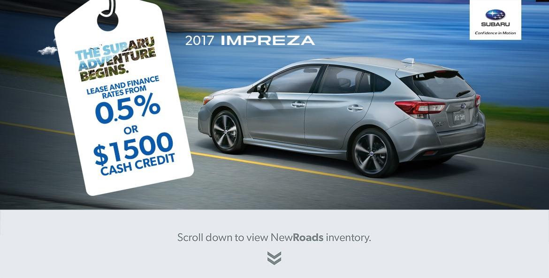 Subaru Impreza Special