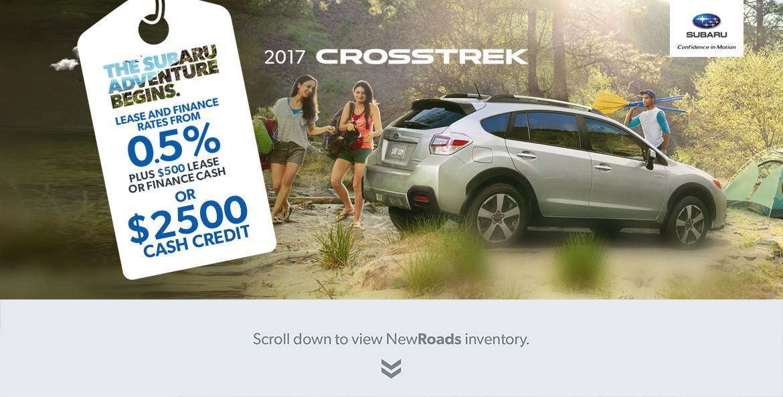 Subaru Crosstrek Special
