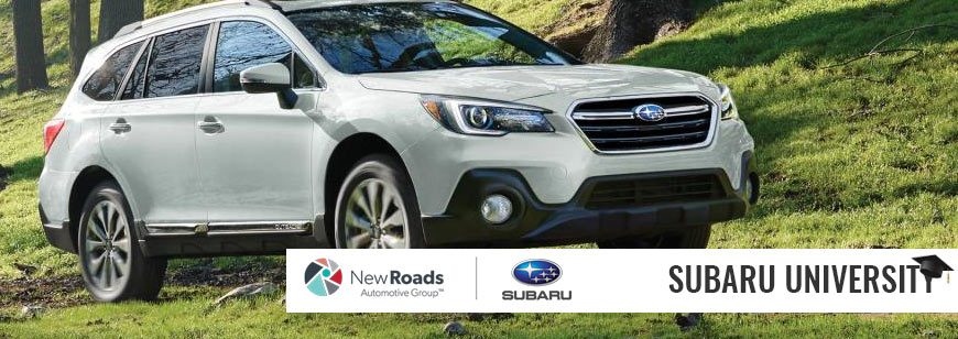 Subaru University Richmond Hill
