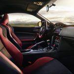 2018 Subaru BRZ tS inside