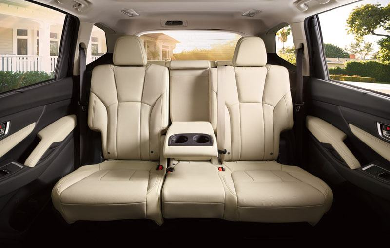 Fabulous Subaru Ascent Rear Seats Richmond Hill Subaru Caraccident5 Cool Chair Designs And Ideas Caraccident5Info