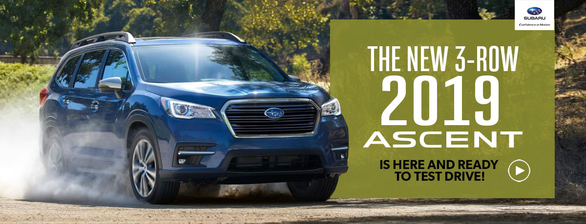 2019 Subaru Ascent in Richmond Hill