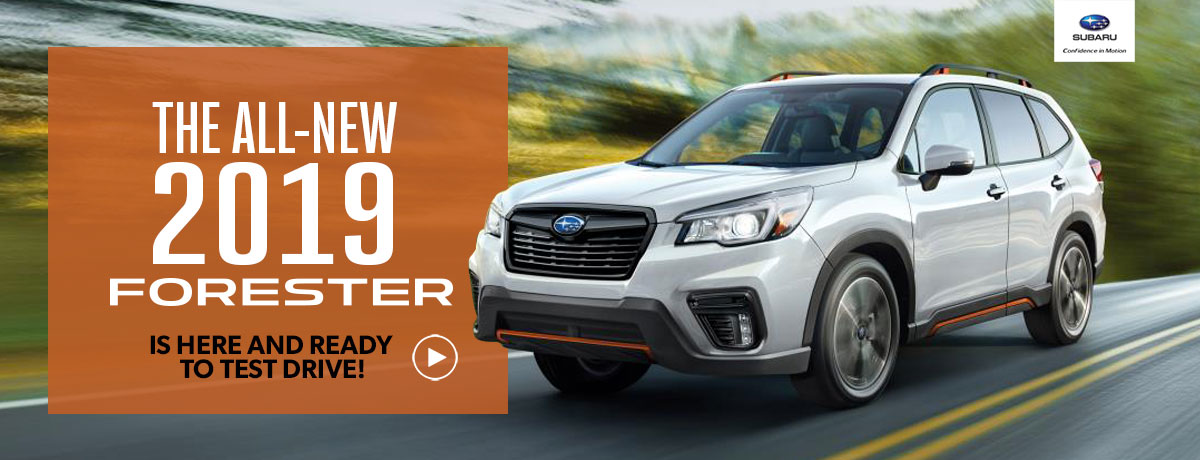 2019 Subaru Forester in Richmond Hill