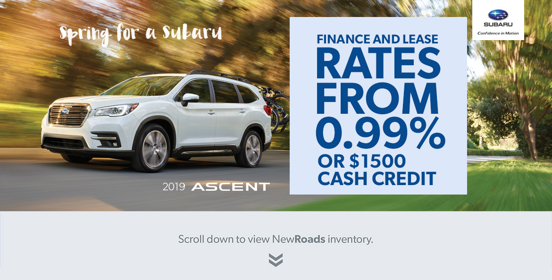 Subaru Ascent in York Region