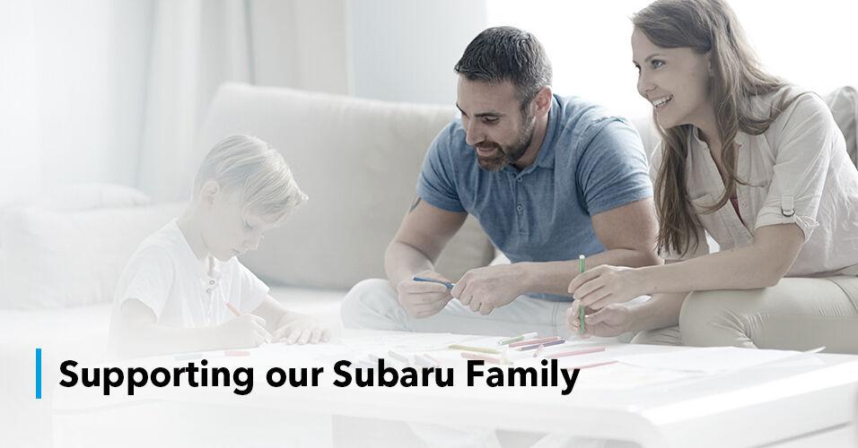 Subaru Payment Relief