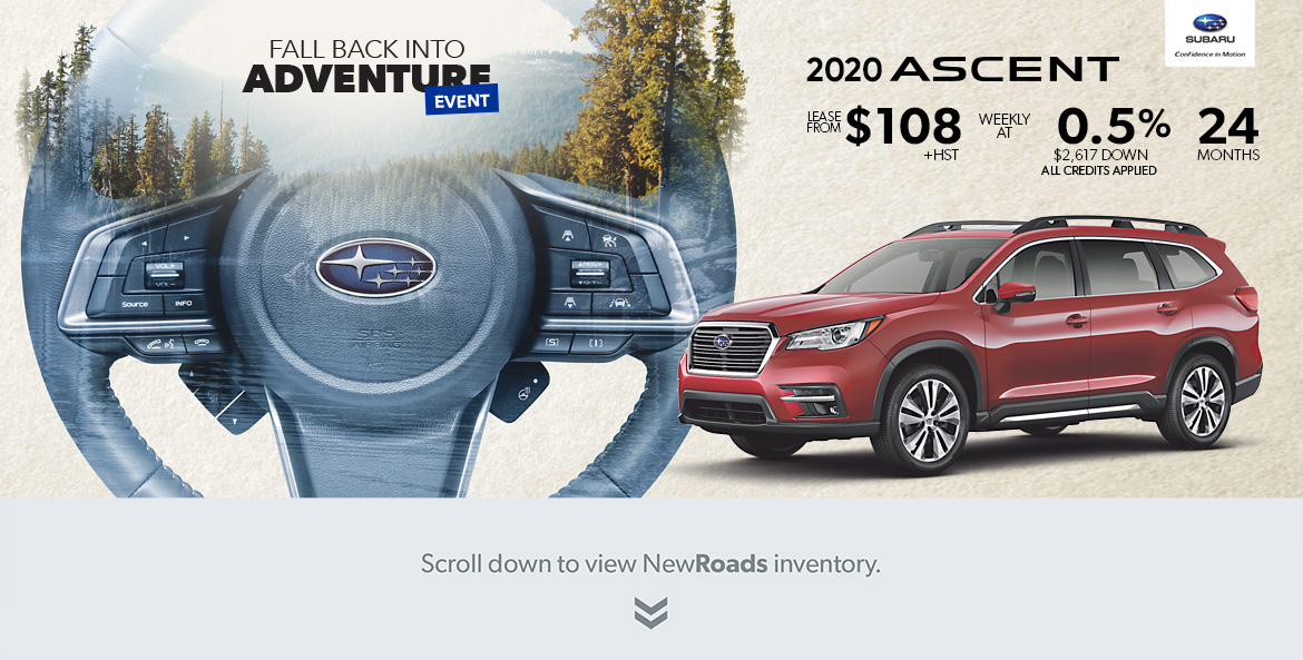 Subaru Ascent in York Region