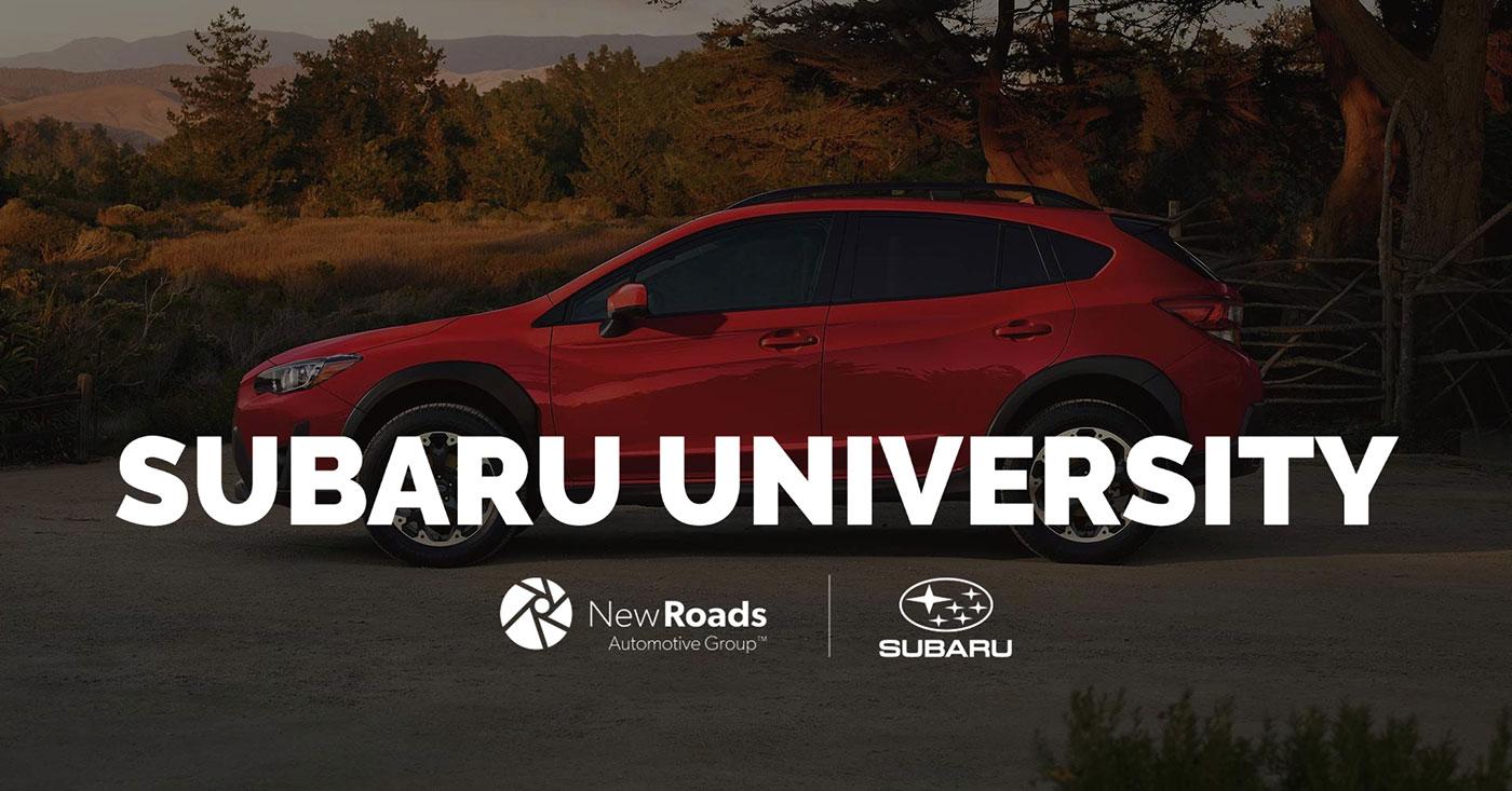 Learn about Subaru Technology