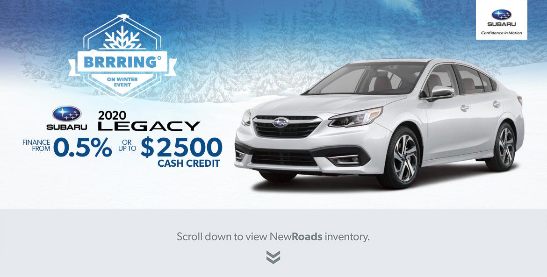 Subaru Legacy in Richmond Hill, Maple and Aurora