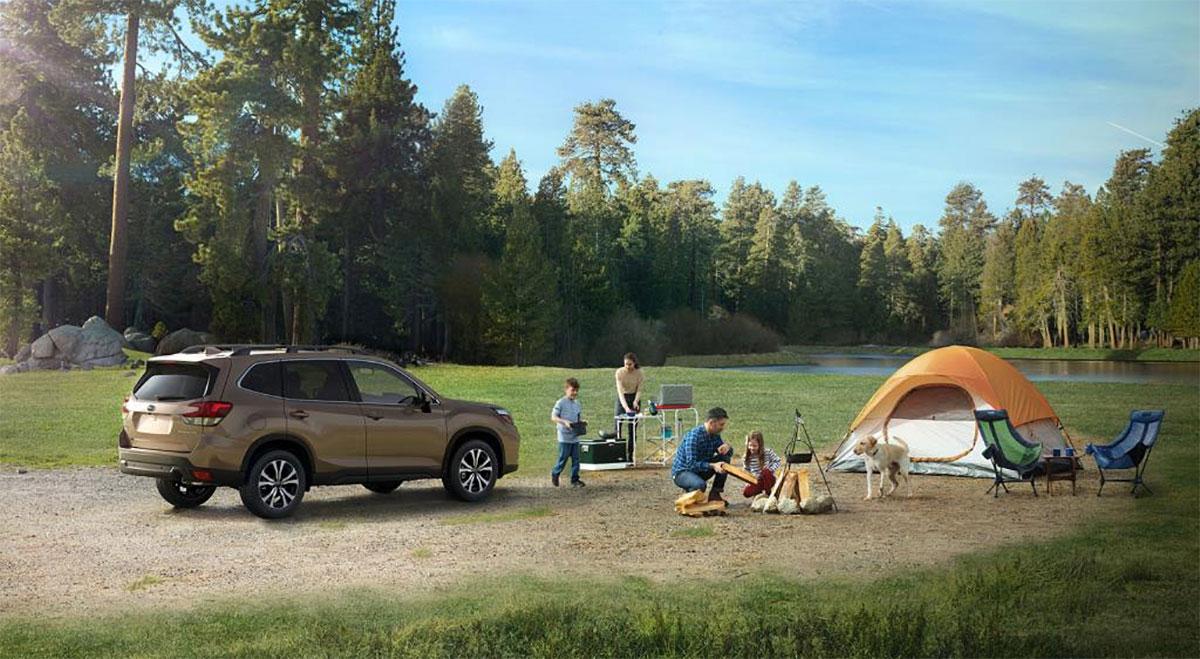 Subaru Forester model review