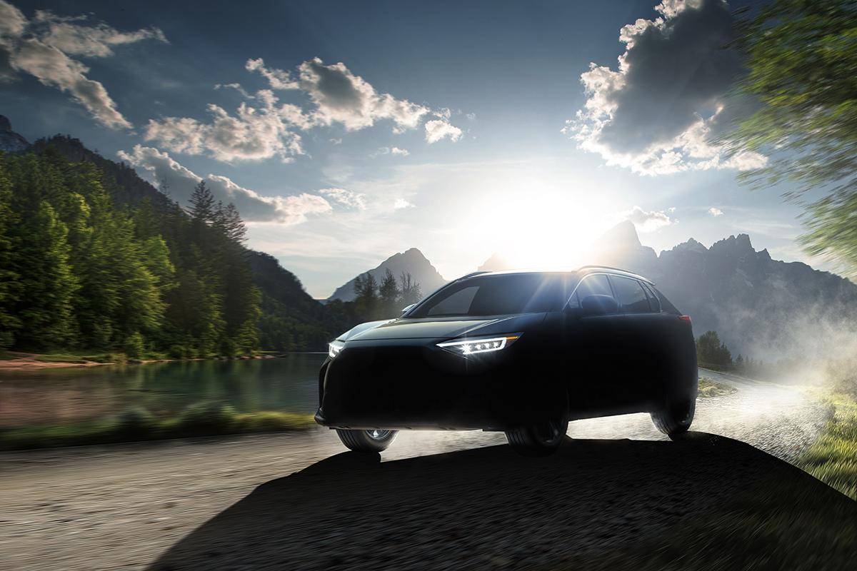 Electric Subaru Solterra EV
